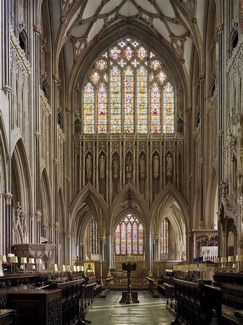 Wells Cathedral, Somerset: A symphony of architecture