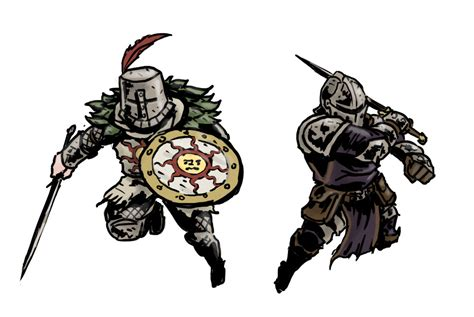 Artist of the Abyss — Solaire and the Crusader Darkest