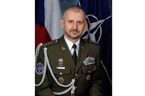 A Czech soldier receives the highest NATO award | Ministry