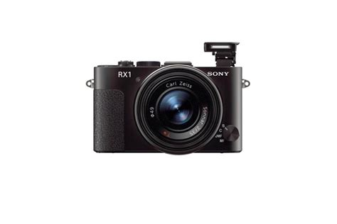Leaked Sony RX1 camera could put full frame DSLR quality