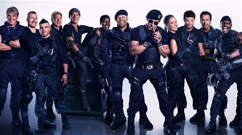 Movie Review: 'The Expendables 3' : NPR