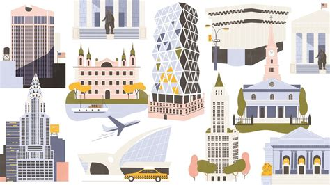 An illustrated guide to New York's architectural styles