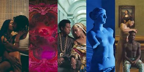 Beyonce and Jay-Z Everything Is Love Apeshit Art Analysis