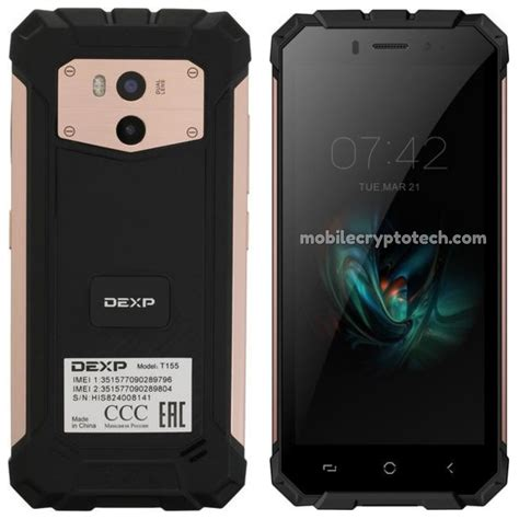 DEXP T155 Specs, Video Review, Price and Buy