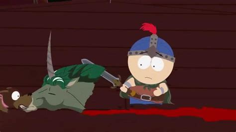 [Spoiler] South Park: The Stick of Truth - Nazi Zombie