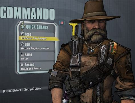 Borderlands 2: Community Day Heads and Skins - Orcz