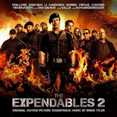 Download Mediafire The Expendables 2 Soundtrack (2012) by