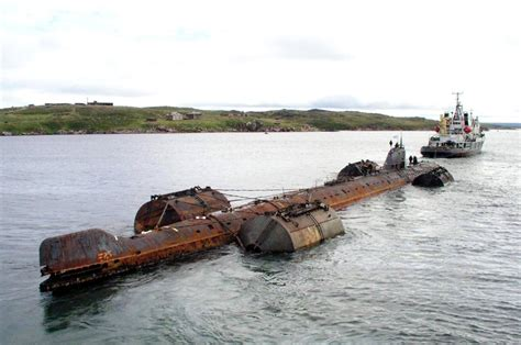 No leakages from sunken nuclear sub, yet | The Independent