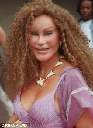 Catwoman Jocelyn Wildenstein narrowly avoids eviction from