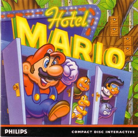 Hotel Mario for CD-i (1994) - MobyGames