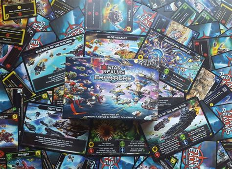Star Realms: Frontiers | Espace Jeux