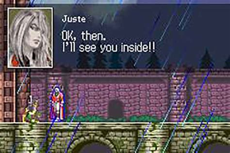 Castlevania Double Pack (USA) GBA ROM - NiceROM