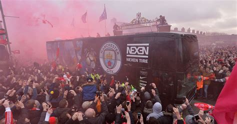 UEFA set to revise guidelines on team bus greetings and