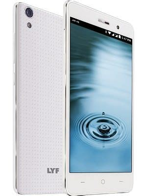 Lyf Water 4 Price in India, Full Specs (22nd June 2020