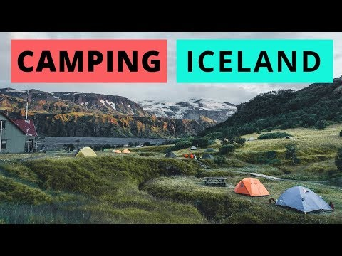 4x4 Camper 4-pax - Campers in Iceland