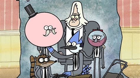 Regular Show video game coming out this year - Polygon