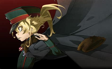 Saga of Tanya the Evil sequel movie unveils fiery new key