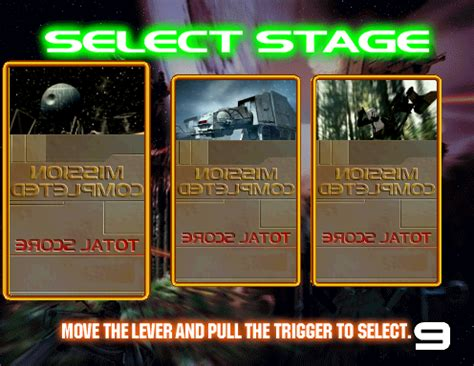 Star Wars Trilogy (Revision A) ROM