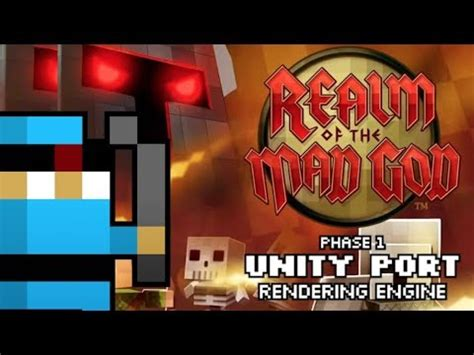 RotMG - Unity Port Preview and Campaign - YouTube