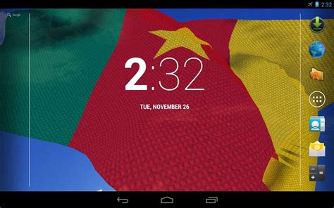3D Cameroon Flag LWP – Applications Android sur Google Play