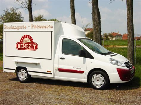CAMION MAGASIN BOULANGERIE ET PATISSERIE - MASSON POLYFROID