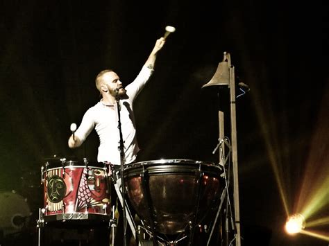 Will Champion - The Scary One [drummer]   Coldplayers