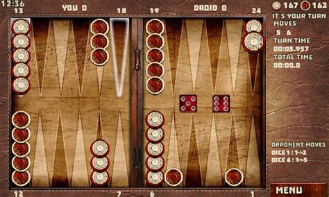 Backgammon Game (16 Games included) - Android Apps on