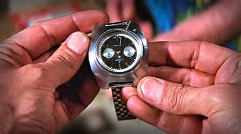 James Bond Spy Watches - Celebrity Style Guide & Costume Ideas