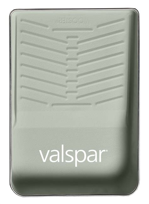One of 12 Valspar 2017 Colors of the Year: Soft Silver
