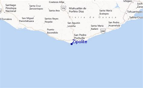 Zipolite Surf Forecast and Surf Reports (Oaxaca, Mexico)