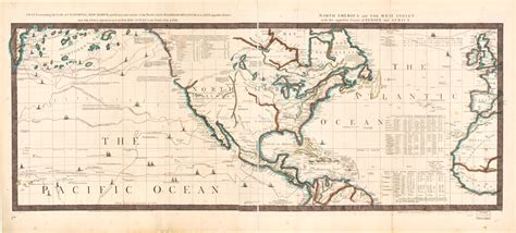 Map, 1700 to 1799, North America | Library of Congress
