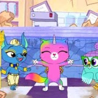 Nobody's Purrfect/Gallery | Rainbow Butterfly Unicorn