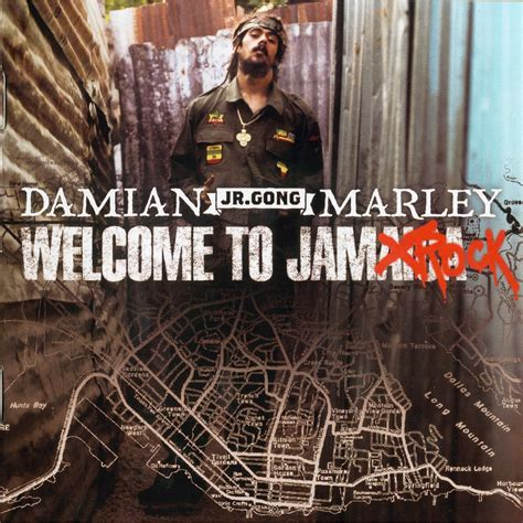 Welcome To Jamrock - Damian Marley mp3 buy, full tracklist