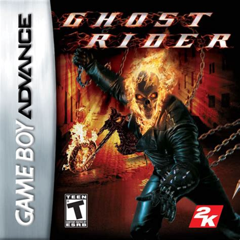 Play Ghost Rider Nintendo Game Boy Advance online | Play
