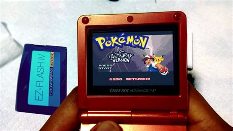 Play Hacked Games and Fan Translations on a REAL GBA [EZ