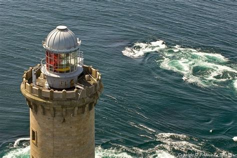 The Wave Swept Lighthouses of Brittany, France   Amusing
