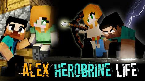 Minecraft Alex And Steve Wedding Wallpapers - Wallpaper Cave