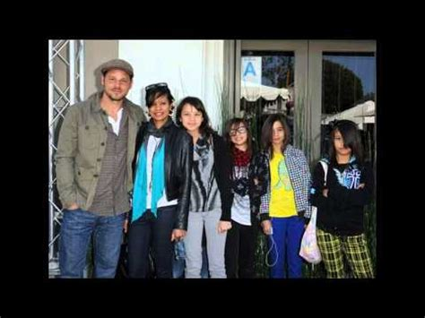 Justin Chambers and his wife Keisha Chambers and their
