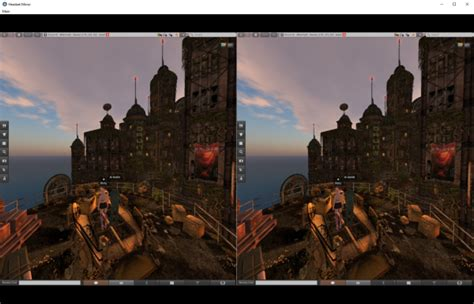 New World Notes: How to Run the VR Version Of Second Life