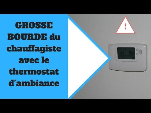 Thermostat 16A Honeywell T43 T63 - LHZ France