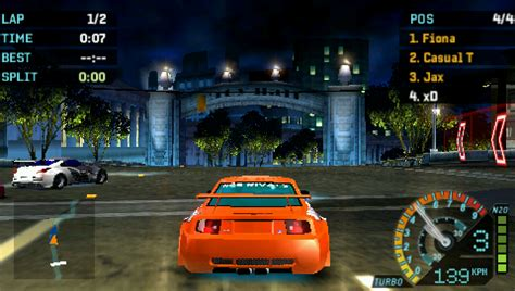 Need for Speed - Underground Rivals (USA) ISO